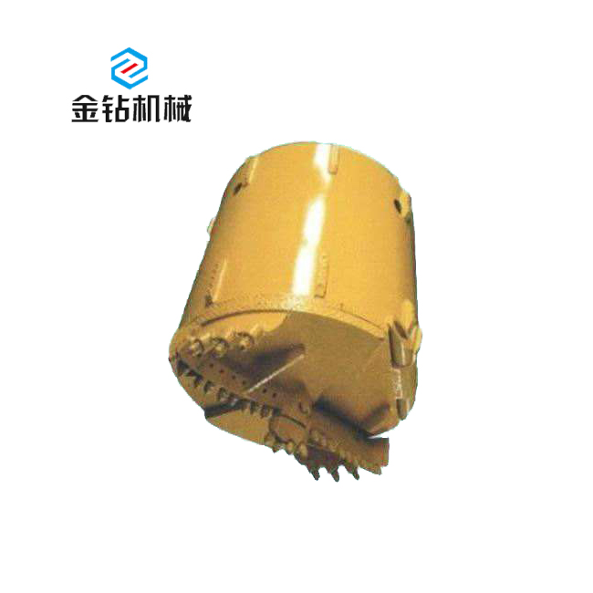 Rotary drilling tool_Double-bottom rock bucket
