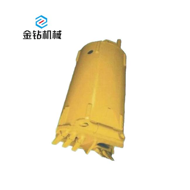 Rotary drilling tool_Single bottom soil bucket