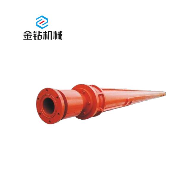 Rotary drilling tool_Machine lock drill pipe