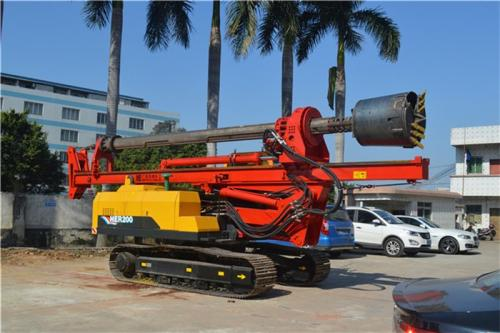 Selection and Application of Rotary Drilling Bits in Rotary Drilling Machine Construction